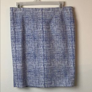 Katherine Barclay stretch fitted pencil skirt EUC